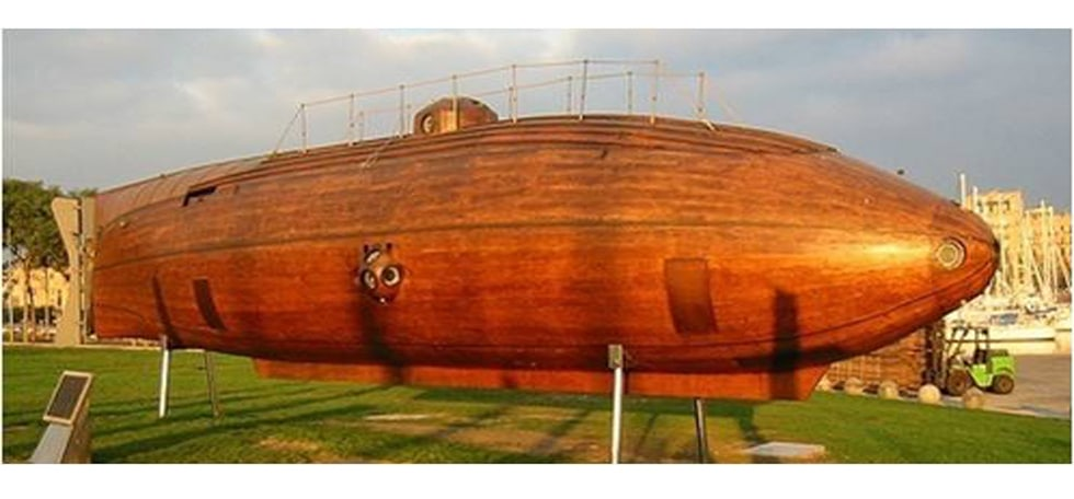 Ictineus, Submari, Rèplica, Submarino, Ictineo, Monturiol, Museu Maritim, Museo Maritimo, Submarines, Maritime Museum